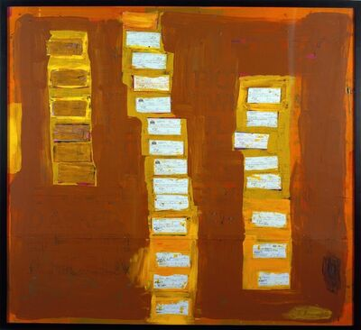 Richard Prince, 'Untitled (check painting) #8', 2004