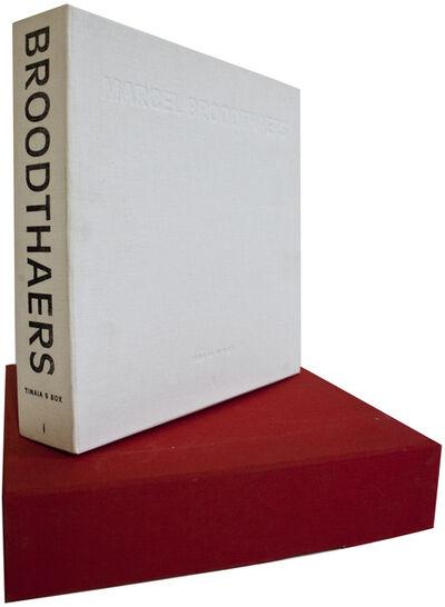 Marcel Broodthaers, 'Marcel Broodthaers: Tinaia 9 Box', 1994