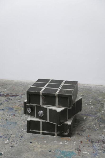 Ana Luiza Dias Batista, 'Cubo (Cube)', 2015