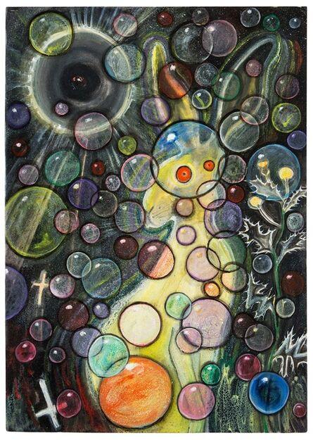 David Harrison, 'Hare Bubbles', 2011