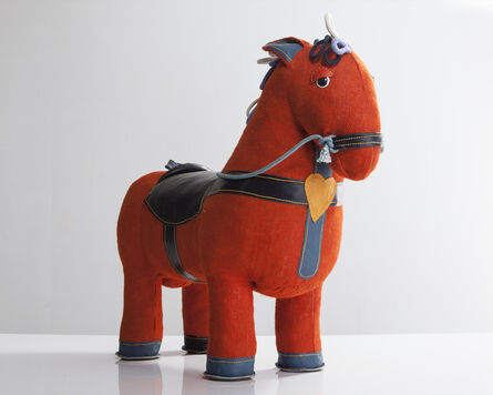 Renate Müller, 'Therapeutic Toy Magic Horse', 2015