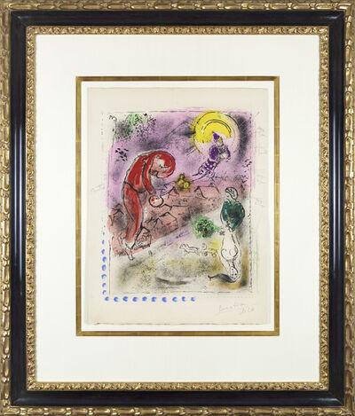 Marc Chagall, 'Les Toits', 1956
