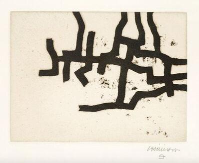 Eduardo Chillida, 'Continuation III', 1966