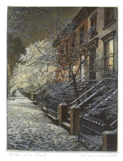 Frederick Mershimer, '6th Street', 2019