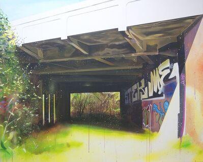 Ross Brown, 'Lumen (Overpass)', 2017