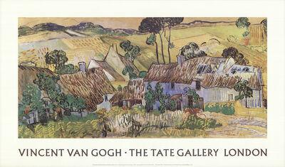 Vincent van Gogh, 'Farms Near Auvers', 1990