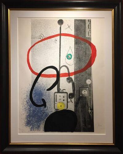 Joan Miró, 'Night Watchman ', 1971