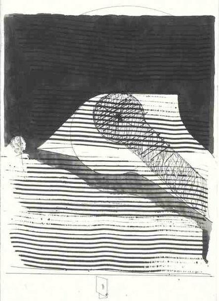 Thomas Scheibitz, 'Untitled', 2017