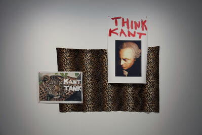 Thierry Geoffroy /COLONEL, 'Kant Tank Think Kant', 2017