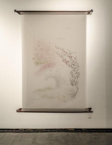 Asami Yoshiga, 'The Four Seasons Garden Spring', 2015