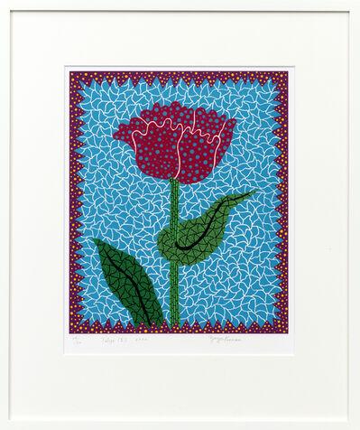 Yayoi Kusama, 'Tulipe (II)', 2000