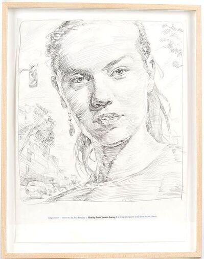 Muntean & Rosenblum, 'Untitled - Appearance strives to be ... ', 2004