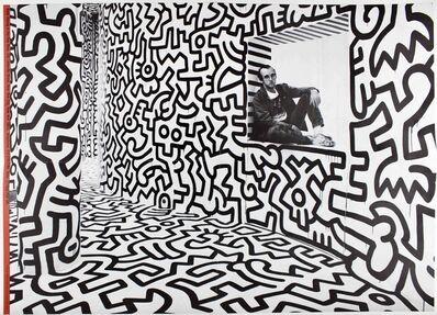Keith Haring, 'Keith Haring Pop Shop Poster', ca. 1989