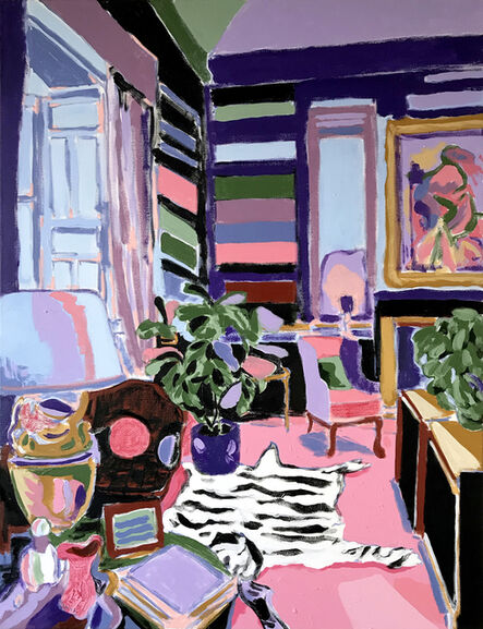 Mads Rafte Hein, 'A home in different colours', 2020