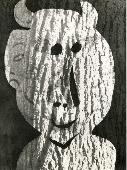 André Villers, 'Hic, from the series 'Diurnes. Découpages et Photographies'', 1962