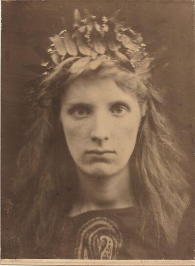 Julia Margaret Cameron, 'Mrs. Keene', 1866