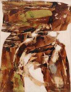 Marcelle Ferron, 'Untitled - Autoportrait', 1965