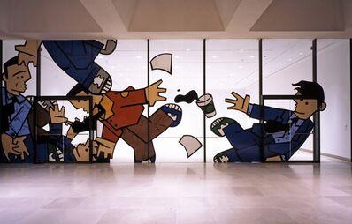 David Chien, 'gustywindsmayexist', 2002
