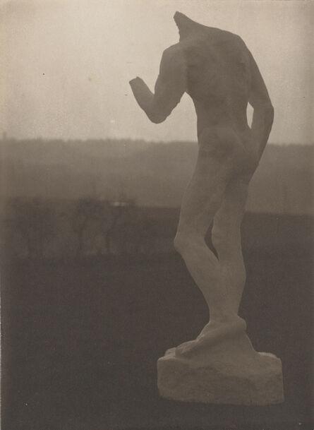 Stephen Haweis and Henry Coles, 'Étude pour Pierre de Wissant (Study for Pierre de Wissant)', 1903-1904