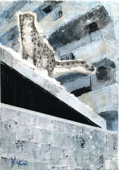 Rin Kuroki, 'Remaining snow', 2017
