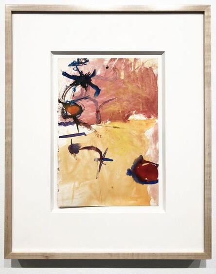Richard Diebenkorn, 'untitled ', 1949-1955