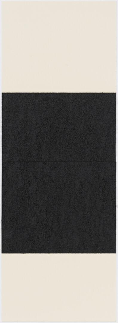 Richard Serra, 'Reversal V', 2015