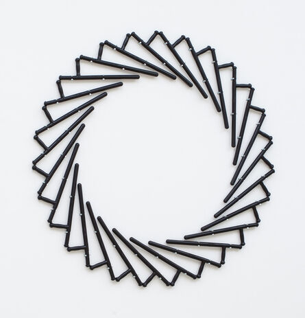 Kendell Geers, 'T. W. Batons (Spiral)', 1994