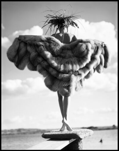 Arthur Elgort, 'Jenny Horworth, Watermill, New York', 1987