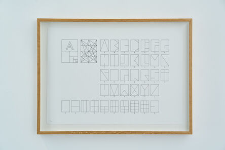 Mateo López, 'Tipografia de Papel', 2012