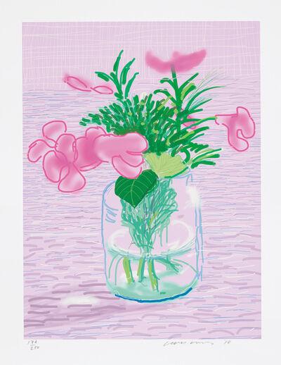 David Hockney, 'A Bigger Book, Art Edition A', 2010/2016