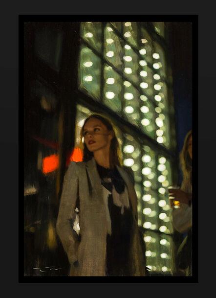 Casey Baugh, 'A Starswept Night ', 2015