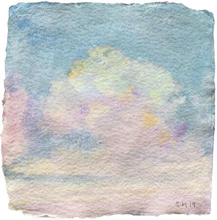 Shelly Malkin, 'Cloud 100', 2019
