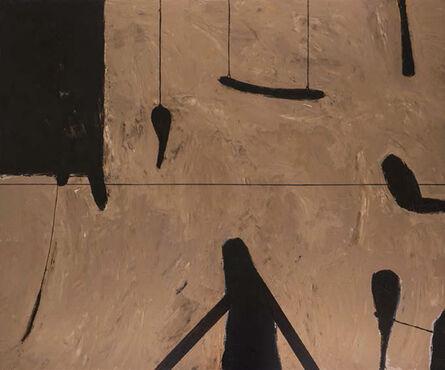 Pietro Lista, 'Interno con armadio', 2017