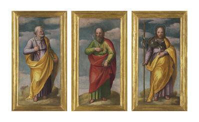 'Saint Peter; Saint Bartholomew; and Saint James'