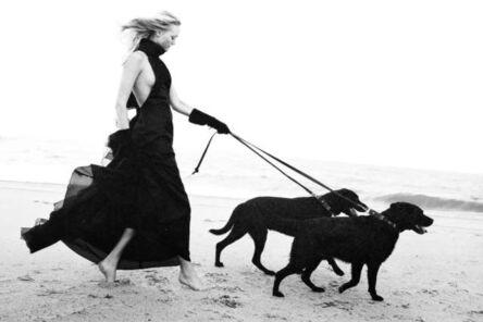 Greg Kadel, 'Walk on the Beach', 2007