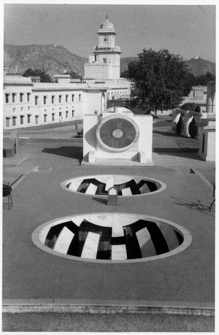 Isamu Noguchi, 'Photograph by Isamu Noguchi of Jantar Mantar, Jaipur, India', 1950