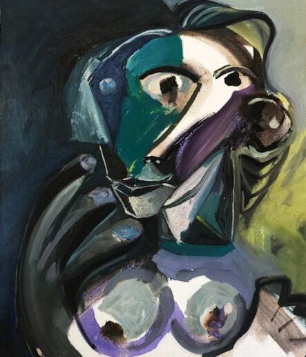 Eric Massholder, 'Buste de Femme', 1996