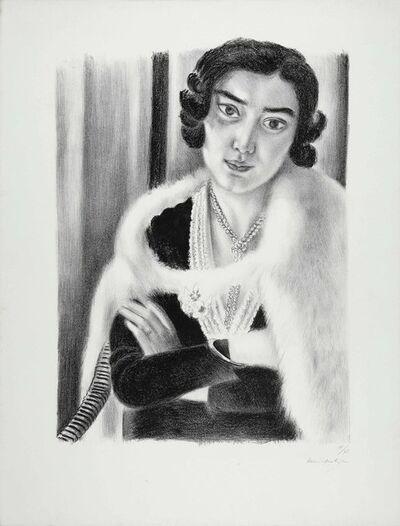 Henri Matisse, 'Le Renard blanc', 1929