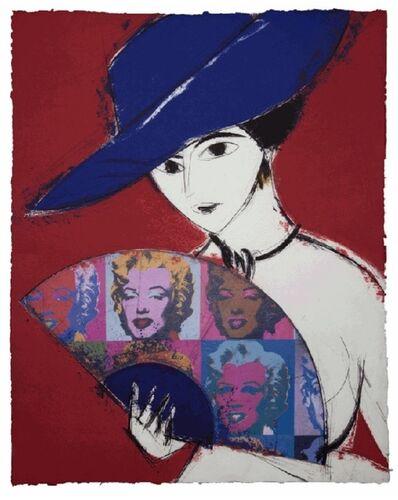 Manolo Valdés, 'Pamela I Collage Warhol', 2013