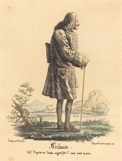 P. Periaux, 'Voltaire', 1821
