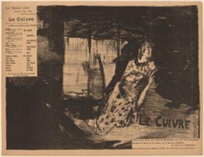 Pierre-Eugène Vibert, 'Le Cuivre', 1895