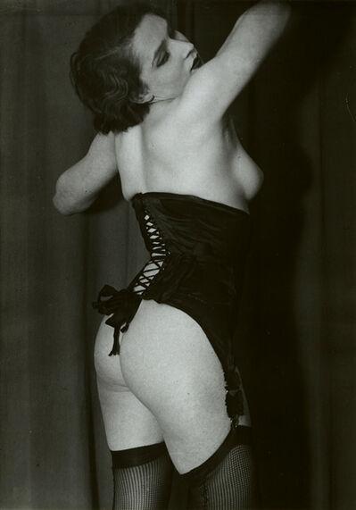 Brassaï, 'Le Corset Noir', 1932