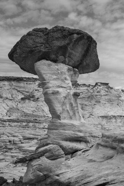 Priscilla Rattazzi, 'Mushroom Hoodoo, Yermo Canyon', 2019