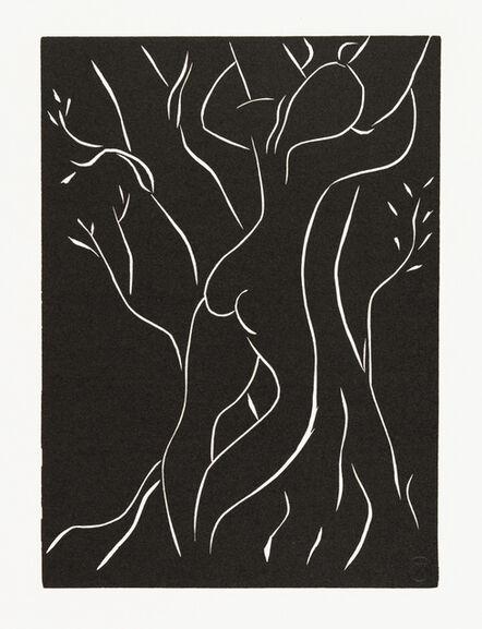 Henri Matisse, '. . . ELLE Y POSE SA JOUE . . . ELLE L'EMBRASSE . . . ', 1944