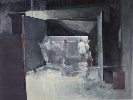 Litao Zhang, 'Landscape of Musical Instrument Factory', 2013