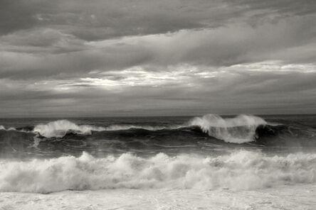 Cara Weston, 'Surf and Beach, Garrapata'
