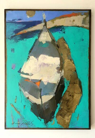Ammar Alnahhas, 'Eforie Sud Boat nr.1 August 2020', 2020