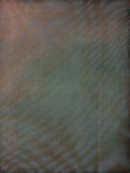 Tauba Auerbach, 'Mesh/Moire II', 2012