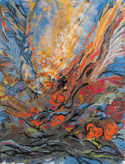 Mally Khorasantchi, 'Death of the Bumblebee VII', 2014