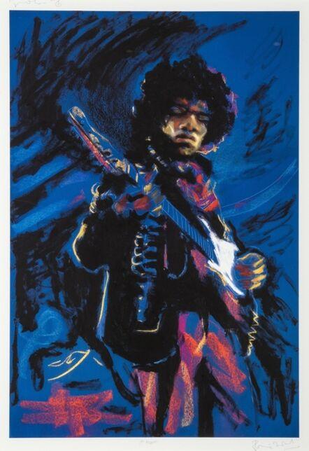 Ronnie Wood, 'Hendrix'